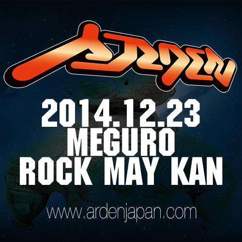 ARDEN LIVE 20141223